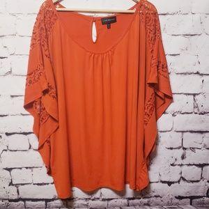 Plus Size Lane Bryant blouse